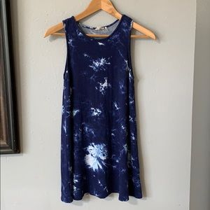 one clothing Dresses - Acid washed tee dress